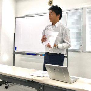 起業スピーチ