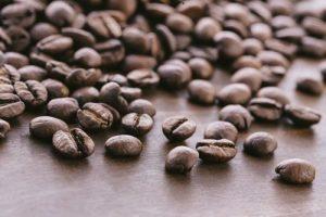 起業カフェのコーヒー豆