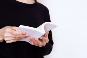 企業と小説